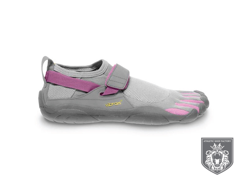 vibram five fingers womens kso running shoes grey fuschia
