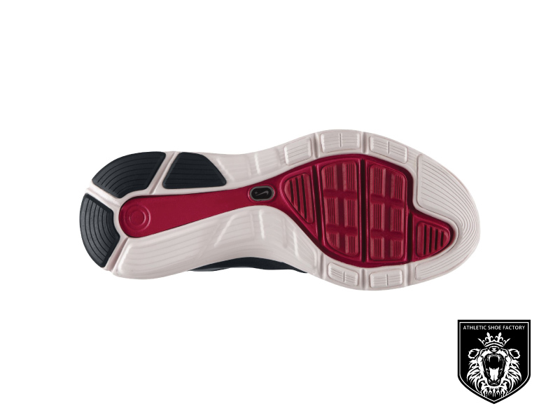 women s nike lunarglide+ 4 running shoes black fireberry nib