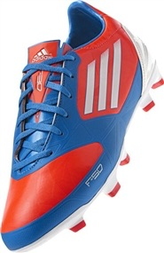 Men S Adidas F30 Trx Fg Soccer Cleats Red White Blue